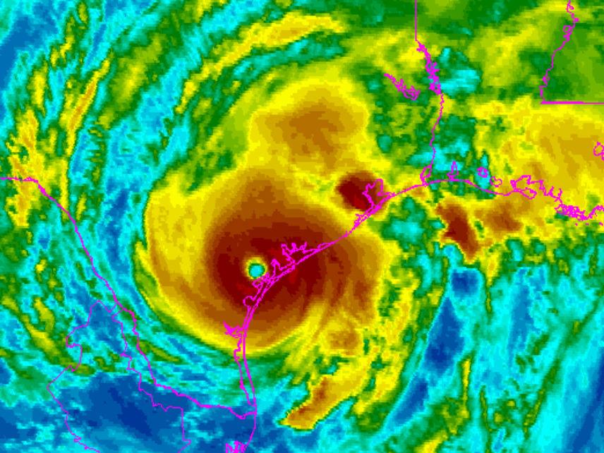 HurricaneHarveyNOAA