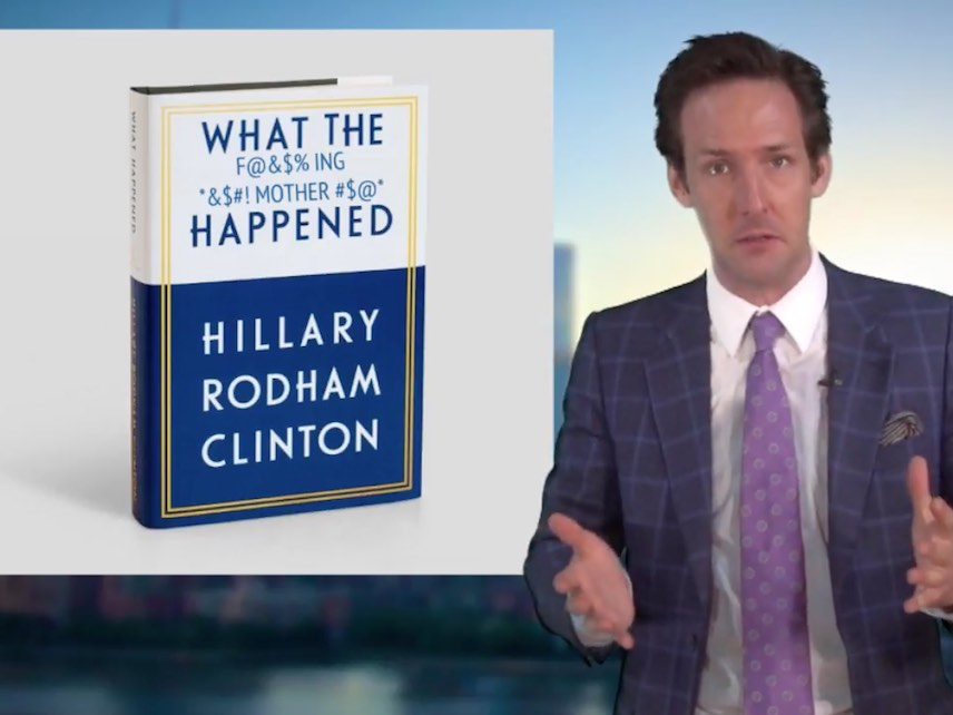 We Read Hillary's Book So You Don't Have To