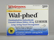 Wal-phed: Decongestant of the Devil