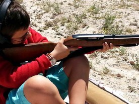 My Kid Packs Heat: I taught my 10-year-old to shoot a gun. You should too. (New at Reason)