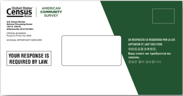 Americans distrust government too much to answer census for Census bureau title 13