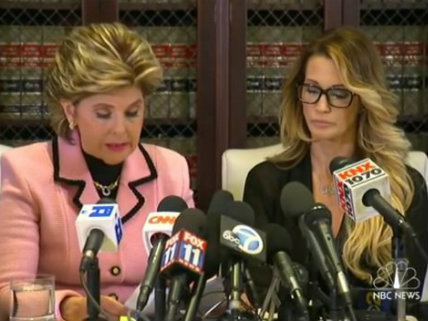 Donald Trump Accused of Kissing Porn Star Jessica Drake Without Her Consent, Offering to Pay Her $10,000 for Sex