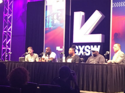Pollock, Brown, and others at SXSW