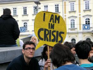 Antifa in crisis