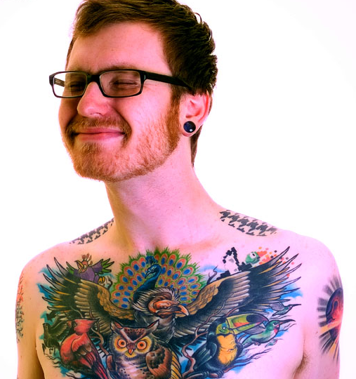 Richard Cohen wrote a ridiculous, no good, very bad column about tattoos for