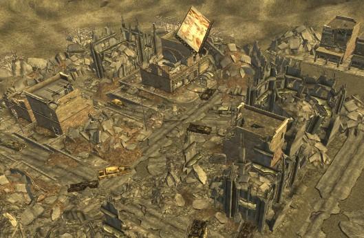 Boulder City Fallout