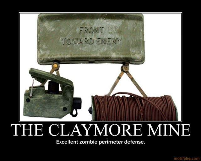 TSA Successfully Detects 2 Out of 3 Claymore Mines in ...