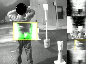 NYPD gun scanner image