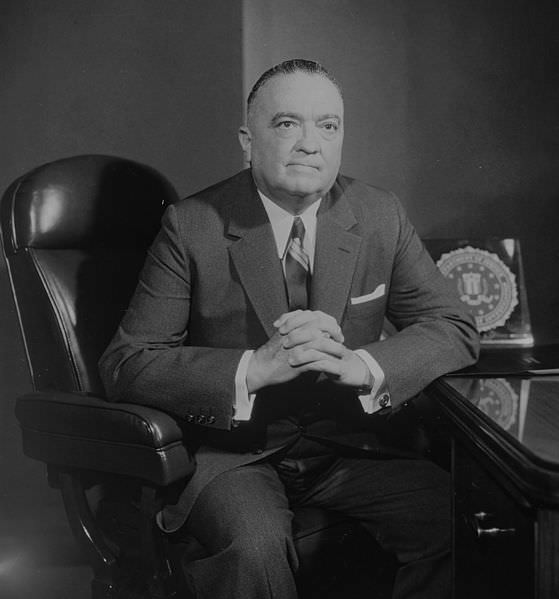 J. Edgar Hoover