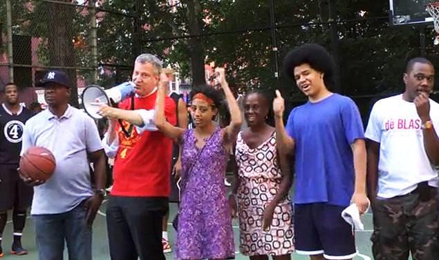 """Mayor Caligula, Your Horse is on Line One"": Welcome to Bill De Blasio's NYC"