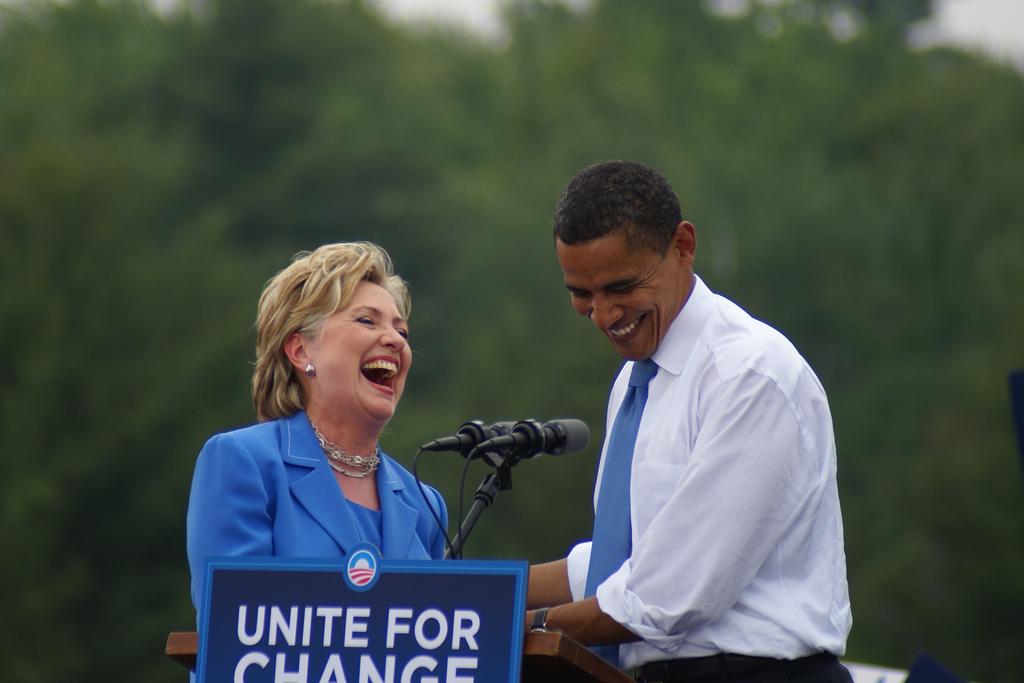 Clinton/Obama