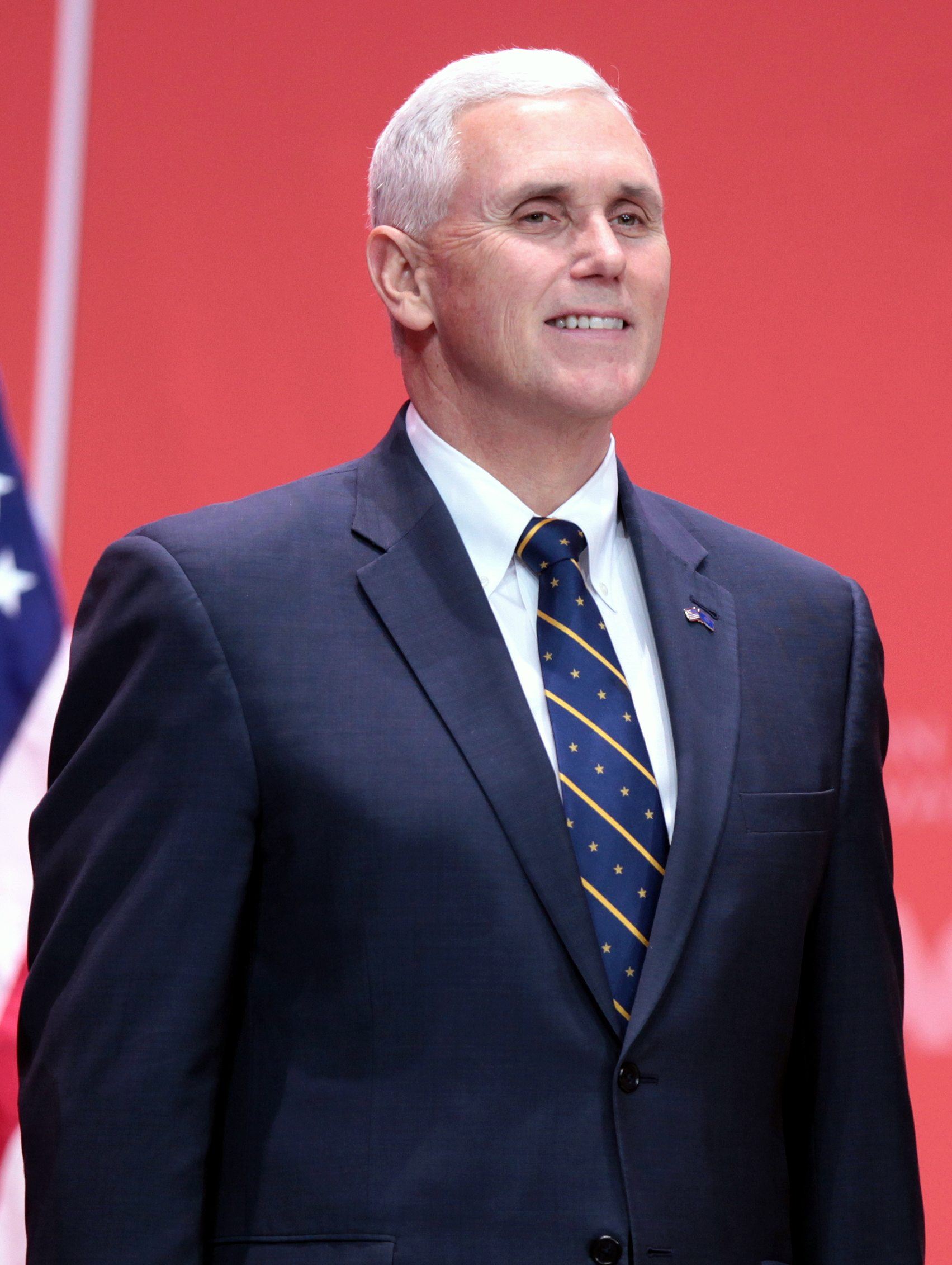 Meet Mike Pence, Possible Donald Trump Vice President ...