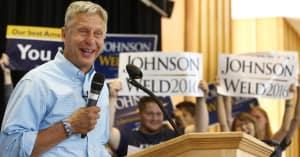Gary Johnson Campaign's July Financials Analyzed