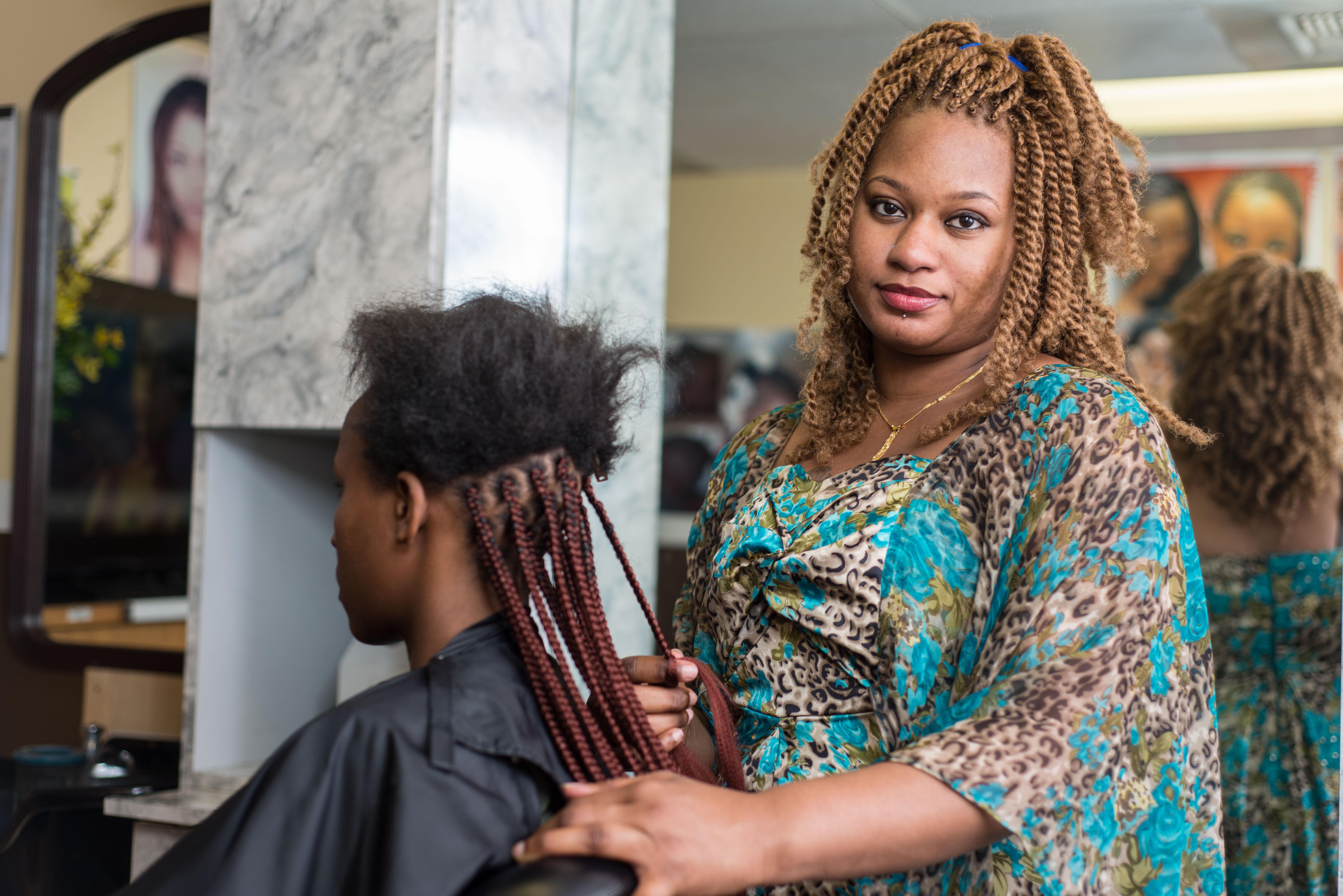 Do You Have A License To Braid That Hair? Reason How To Braid Hair Mens