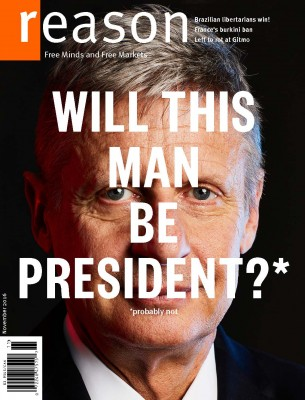 Can the most successful Libertarian presidential run also be its most squandered opportunity? These are the questions…. ||| Reason