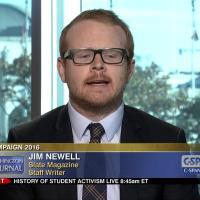 Disclosure: I like Jim Newell. ||| C-SPAN