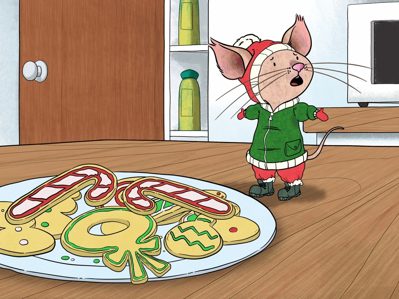 'If You Give a Mouse a Christmas Cookie'