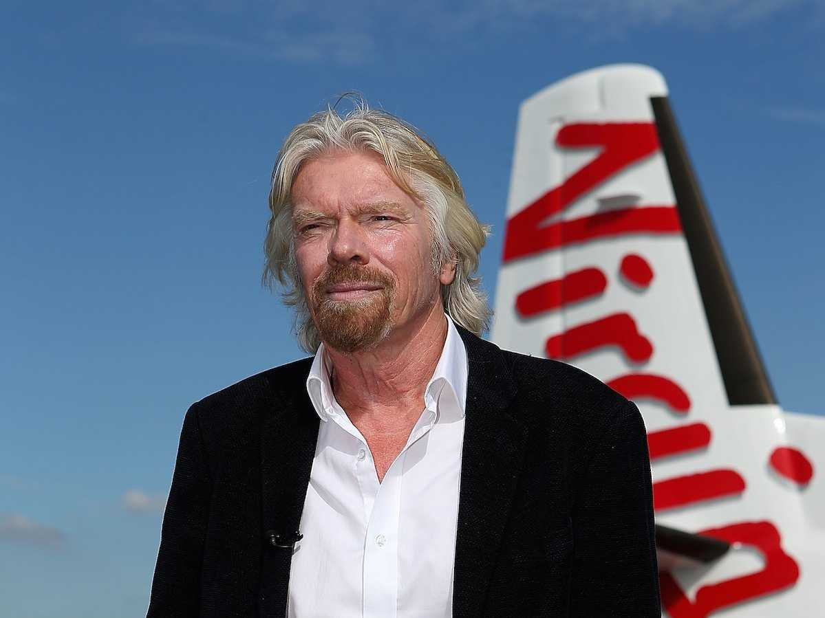 Free Richard Branson! ||| Virgin Group
