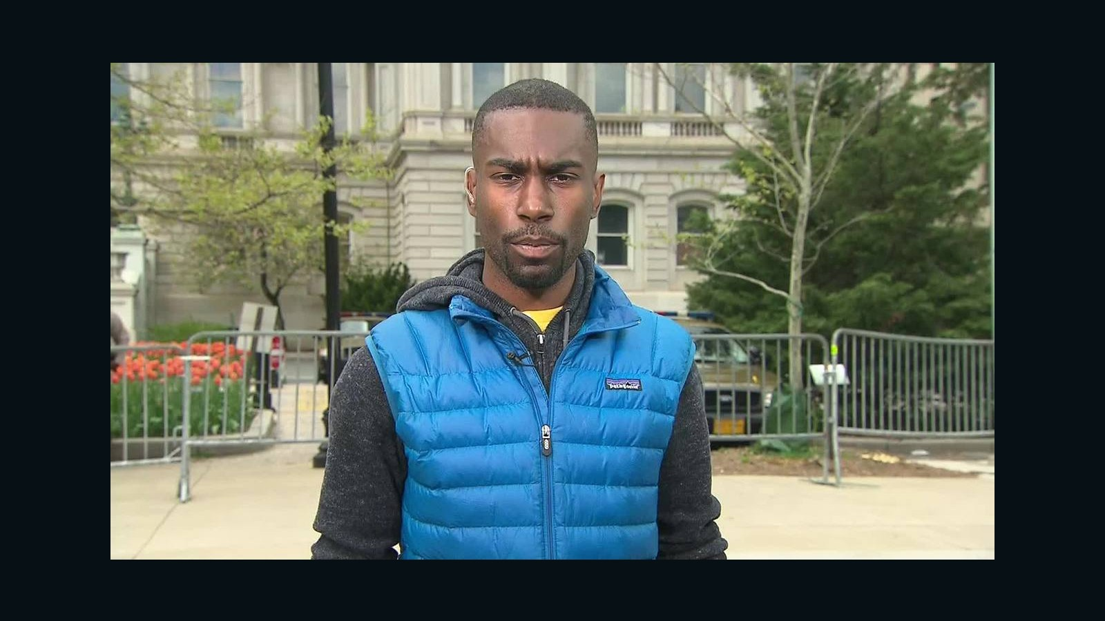 DeRay McKesson ||| CNN