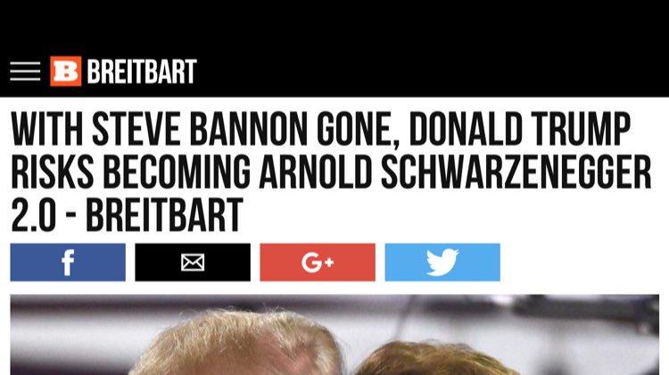 It begins.     Breitbart News