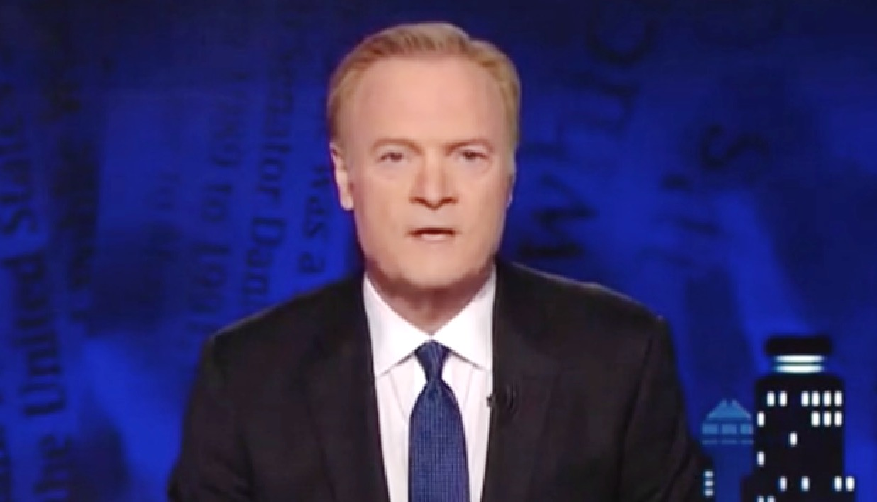 Lawrence O'Donnell shreds Jeff Flake. ||| MSNBC