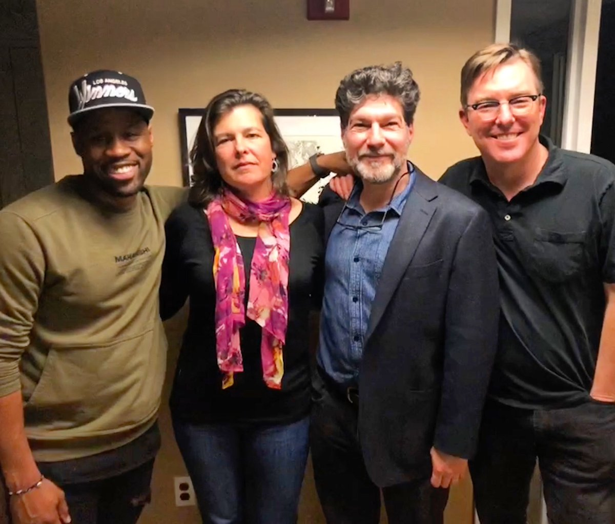 Kmele Foster, Heather Heying, Bret Weinstein, Matt Welch ||| Anthony L. Fisher