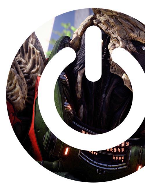 Joanna Andreasson (photo: Mass Effect: Andromeda, EA Games)