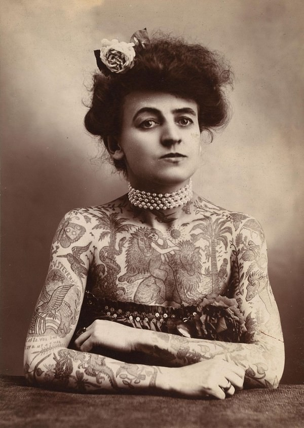 The Rise And Fall Of The New York City Tattoo Ban Reason Com