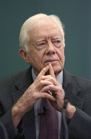 President Carter: U.S. is an oligarchy