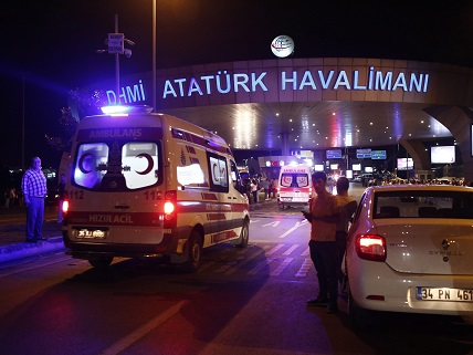 Another Terrorist Attack in Turkey