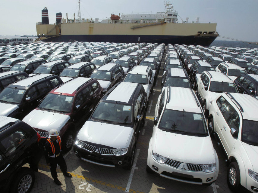Are Imported Cars A Threat To National Security No Way Reason Com