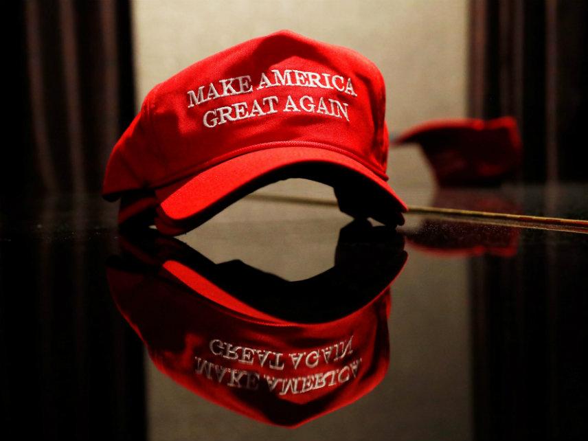 afd58ab9dd320 Trump Voters Stand by Their Man as He Wrecks Their Jobs – Reason.com