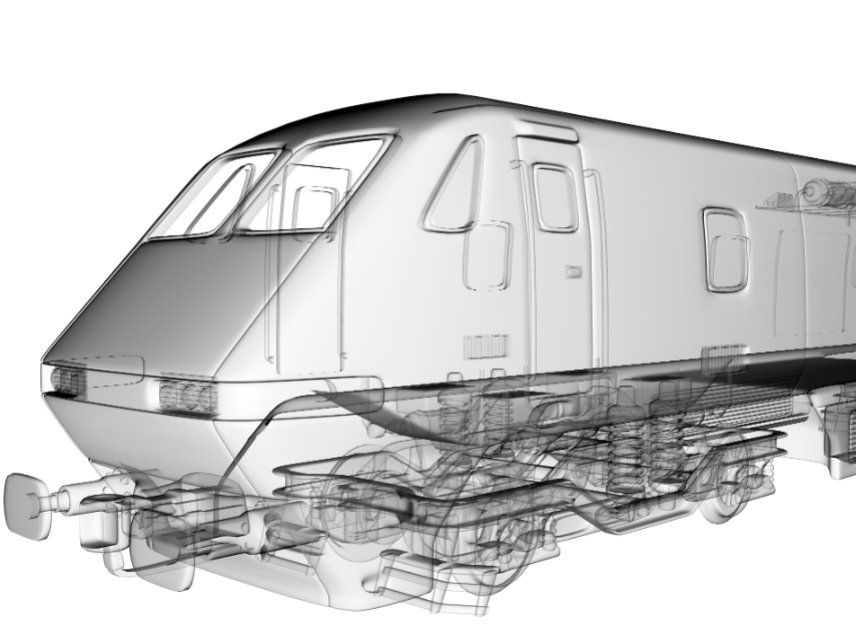 Proposed Baltimore-to-D C  Maglev Train Would Cost as Much as