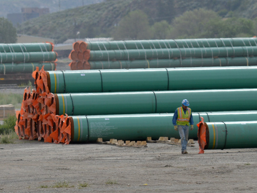 Pipeline Company Hit With $40 Million Retroactive Tax After Applying