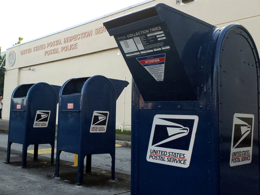 The Postal Service Lost $3 9 Billion Last Year – Reason com