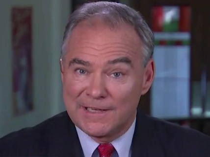 Kaine Says He and Clinton Will be 'Transparent' on Emails