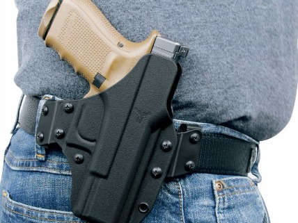 Federal Judge Overturns Ban on Openly Carrying Guns in Public