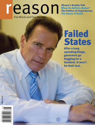 Heckuva job, Arnie!