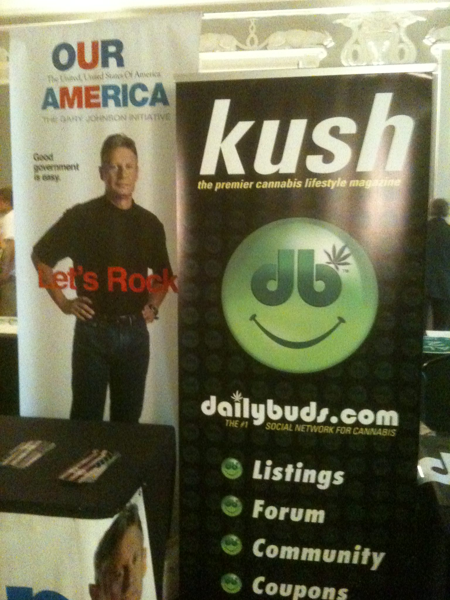 The Kush Kandidate!