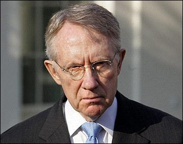 Harry Reid is very concerned.