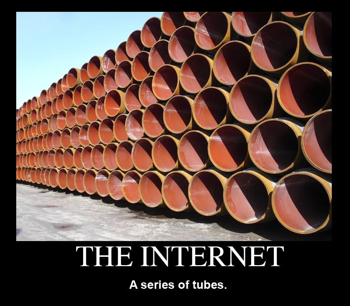 If the government built an Internet Monument, this is what it would look like.