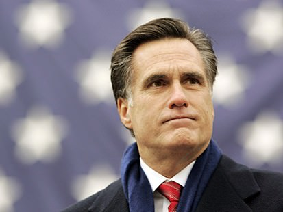 Did you ever notice how much Mitt Romney looks like Mr. Fantastic?