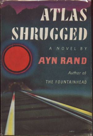 Atlas Shrugged shaped America? You wouldn't know to look at the place.