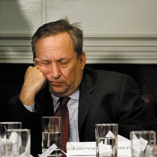 The untroubled slumbers of Larry Summers