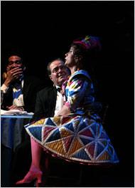 Catholicism, opera and showtunes: Three proofs of Antonin Scalia's heterosexuality.