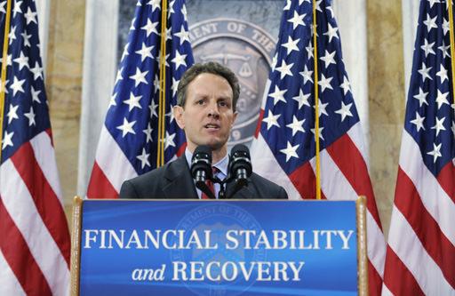 Timothy Geithner. Secretary Tim Geithner,