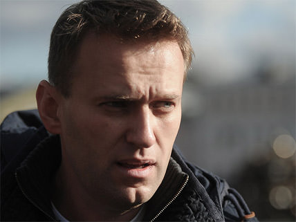 Opposition candidate, Alexei Navalny