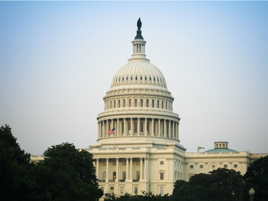 A New Bill Would Rein in Executive Overreach and the Administrative State. But Does Congress Really Want That Power?: New at Reason
